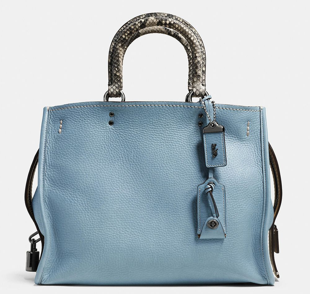 designer handbags coach 6hcw  Introducing the Coach Rogue Bag, Now Available for Purchase