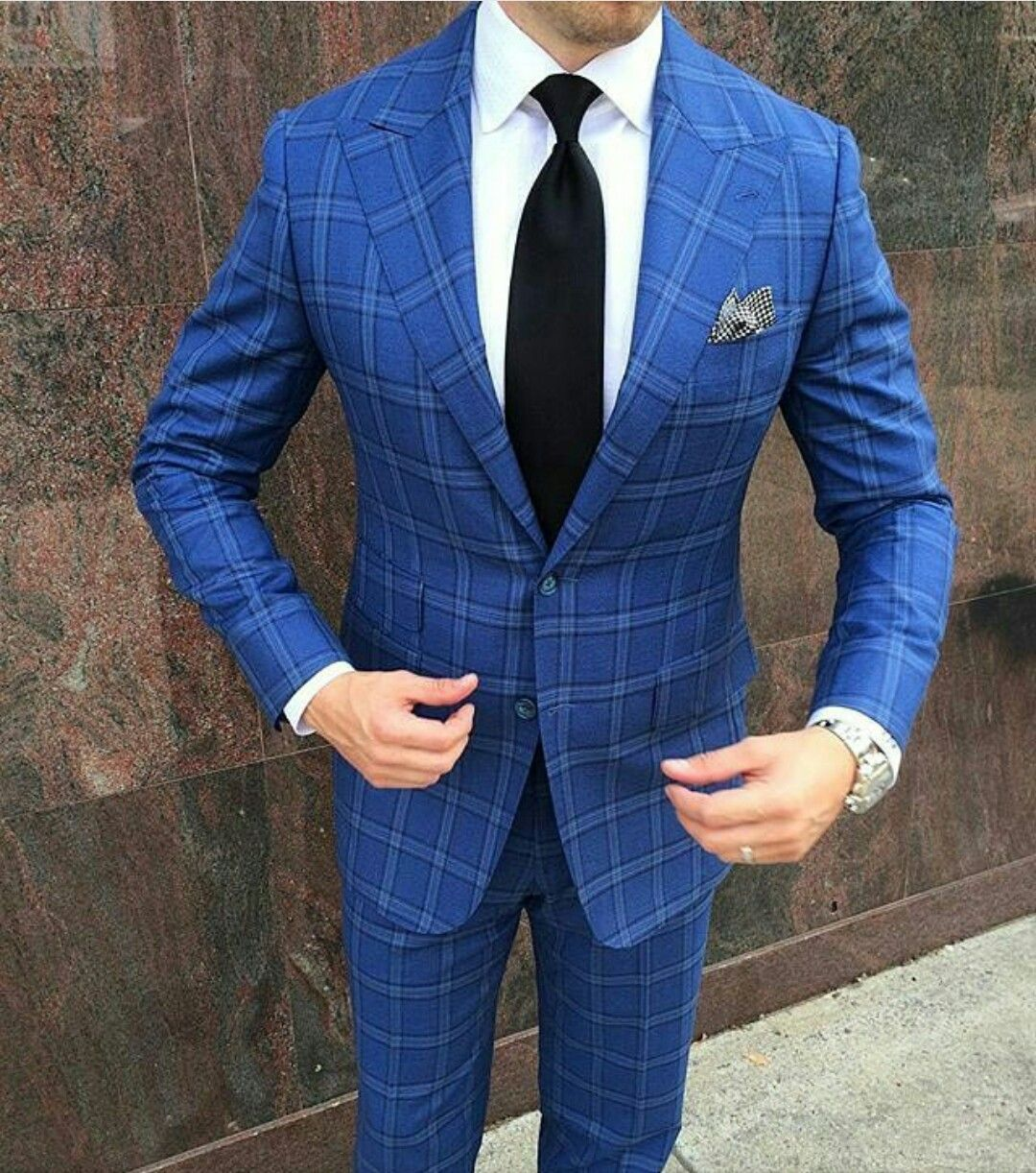 Great suit / Pattullo Clothing