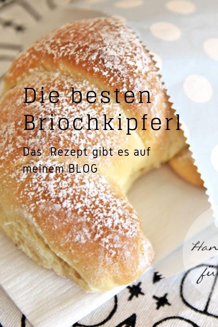 Briochkipferl #hefeteigfürpizza