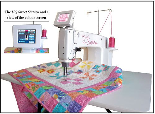 HandiQuilter Sweet Sixteen Books Worth Reading Pinterest Sweet Simple Hq Sweet 16 Sewing Machine