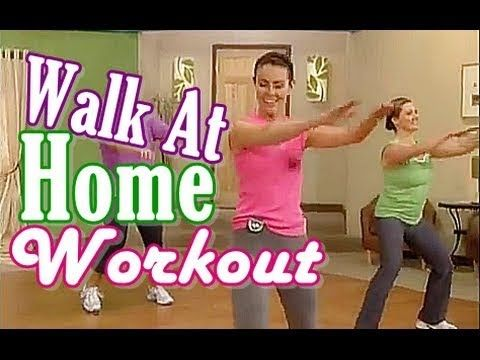 1 hour walking workout at home for healthy heart  easy