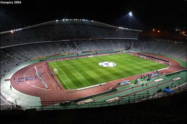 This Is The Venue Ataturk Olympic Stadium Champions League Final Istanbul Champions League