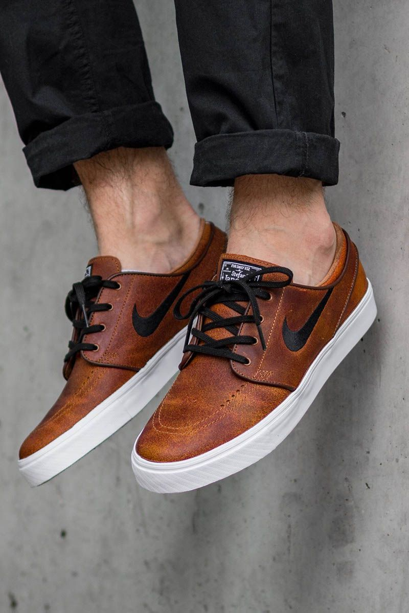 cheap for discount f3d4c b2767 Leather Elite Stefan Janoski