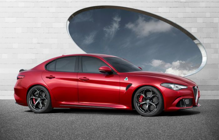 2017 Alfa Romeo Giulietta Redesign