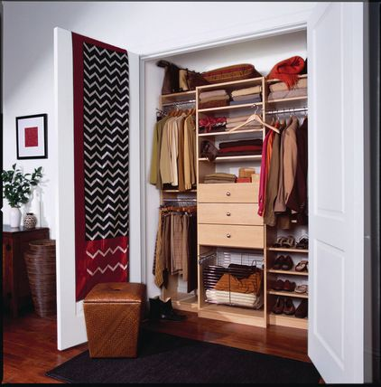 The Minimum Depth For A Wall Closet Is 24 Inches Within The Interior Walls,  Not