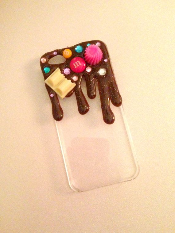 iPhone 5/5s iPhone 5c Sweet With Chocolate Decoden Phone
