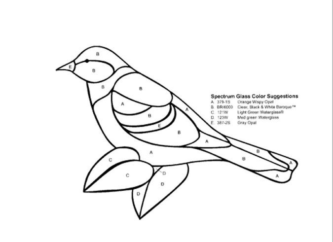Oriole Jpg 675 491 Stained Glass Patterns Stained Glass Birds