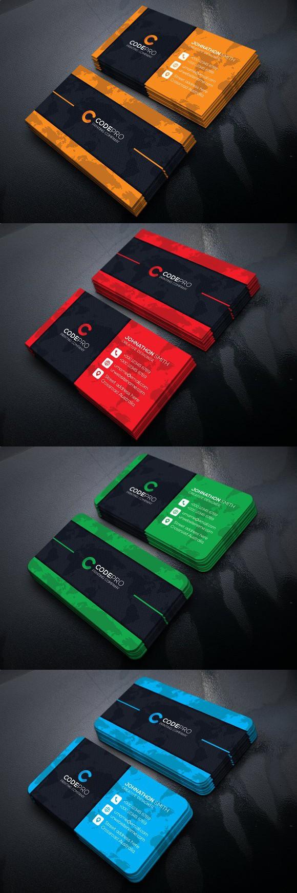 Global Business Card. Business Card Templates | Business Card ...