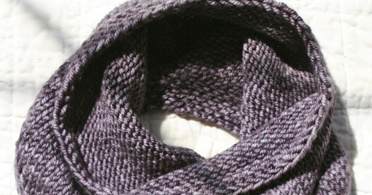 This Is The Bandana Cowl A Free Pattern From Purl Soho Can Not