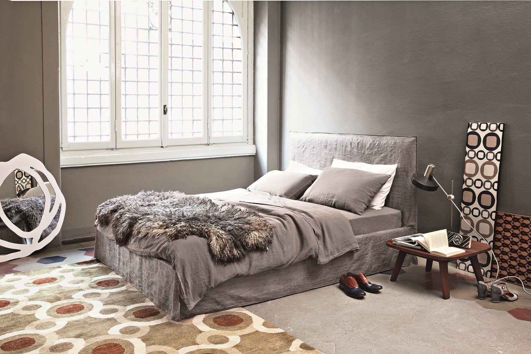 GHOST 80 E Bett Doppelbett By Gervasoni Design Paola