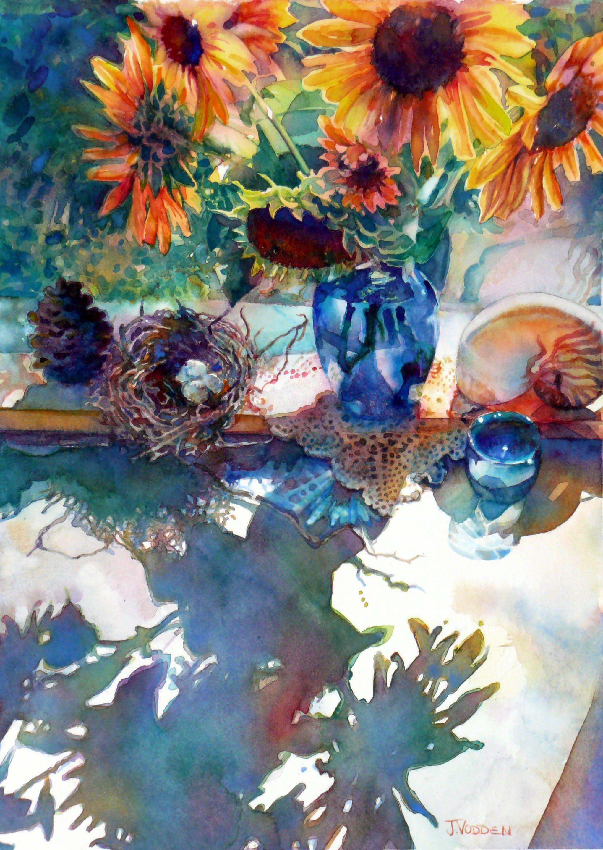 Light effects - Jeannie Vodden.