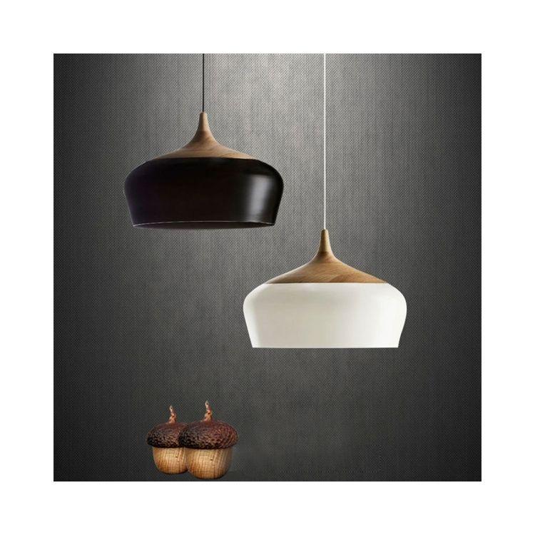 ペンダントライト 天井照明 照明器具 北欧風照明 1灯 2色 ペンダント