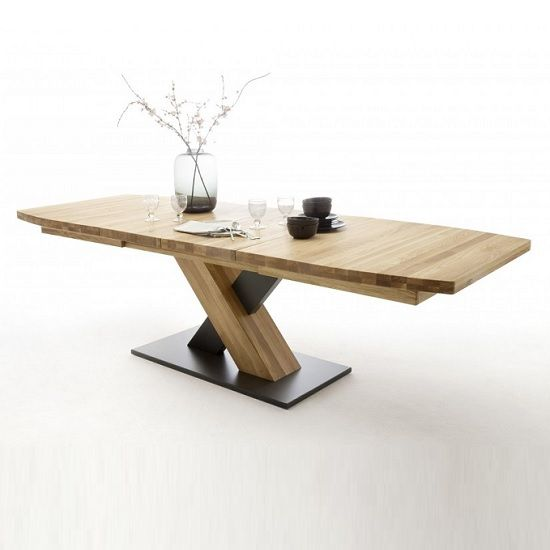 Marvel Wooden Extendable Dining Table Boat Shape In Wild Oak Furniture In Fashion In 2020 Extendable Dining Table Dining Table Wooden Extendable Dining Table