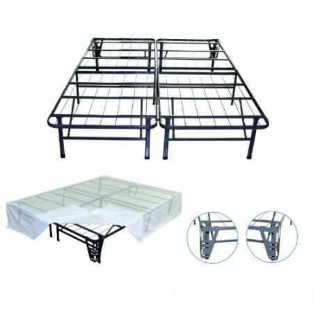 Best Amazon Com Better Than A Box Spring Bed Frame Queen 400 x 300