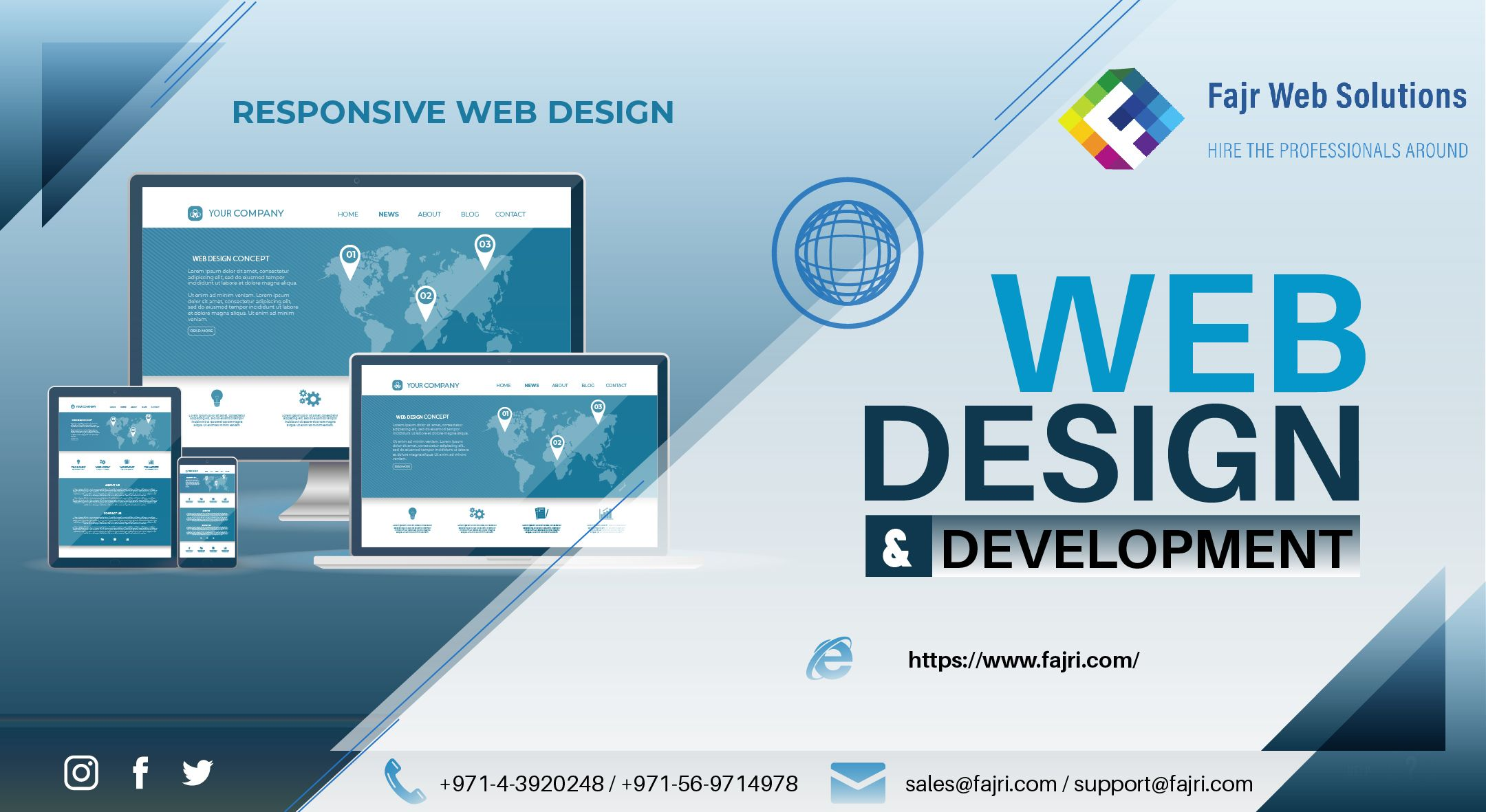 Web Development And Design Company Dubai Web Design Design Company Names Web Design Company