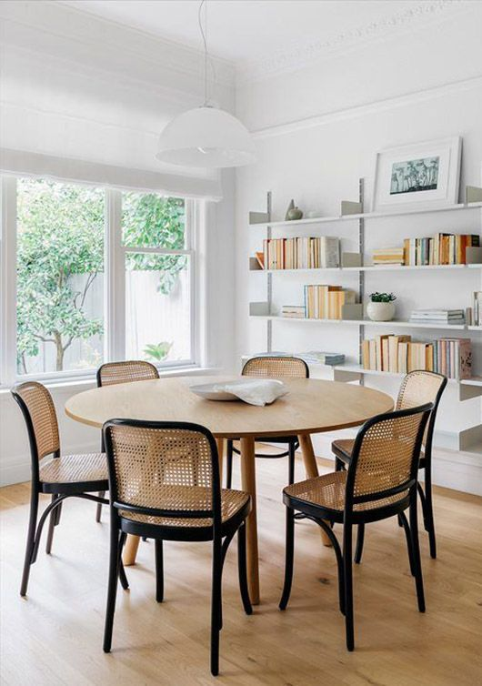 Wondrous Bentwood Lives On And On Dining Spaces Cane Back Chairs Gmtry Best Dining Table And Chair Ideas Images Gmtryco