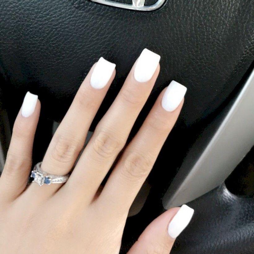 99outfit Com Fashion Style Men Women Short Square Acrylic Nails Short Acrylic Nails Square Acrylic Nails