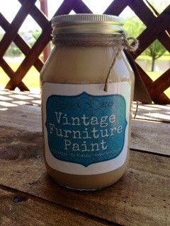 Portabella Mushroom – Vintage Furniture Paint