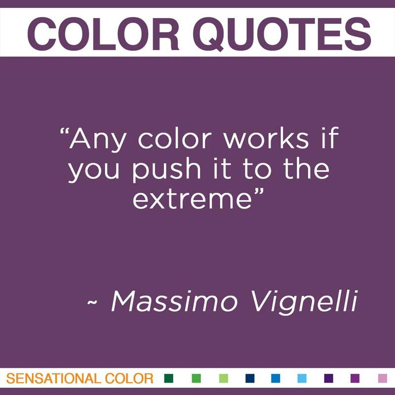 Color Purple Quotes Pleasing Blog  Page 80 Of 94  Sensational Color  Graphic Design