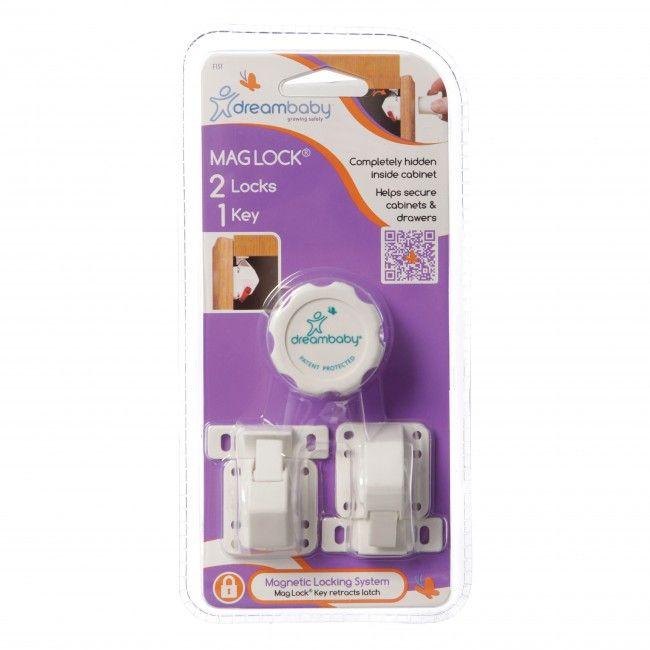 Mag Lock Classic 174 2 Locks 1 Key Mag Lock Magnetic