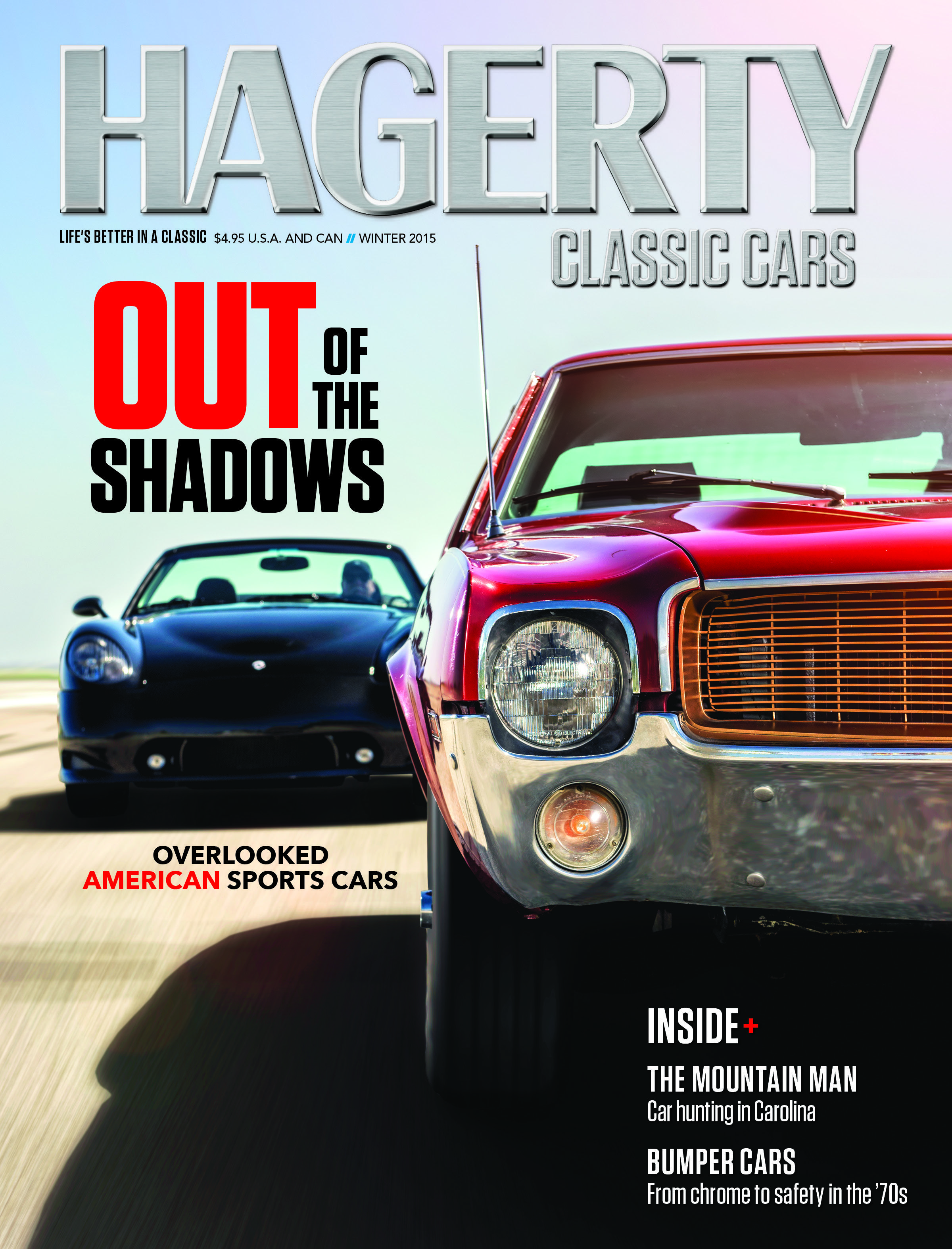Car Magazine | Subscribe to Hagerty Classic Car Magzine | Pinewood ...