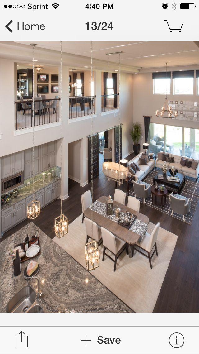 Open Floor Plan Floor Plan Design Dream Home Design House Open concept house reddit