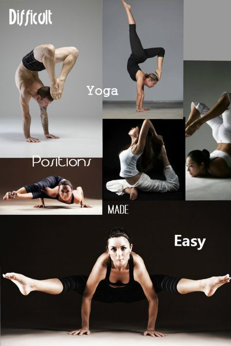 Hard Yoga Poses Made Easy Vidstaged I01s