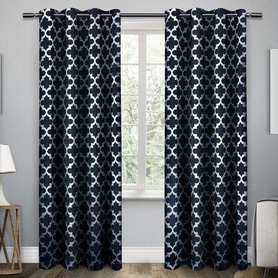 Found it at Wayfair - Neptune Curtain Panel