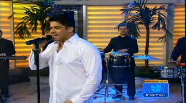 Jerry Rivera en Despierta América