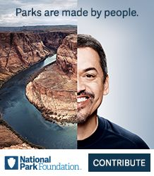 Parks are made by people