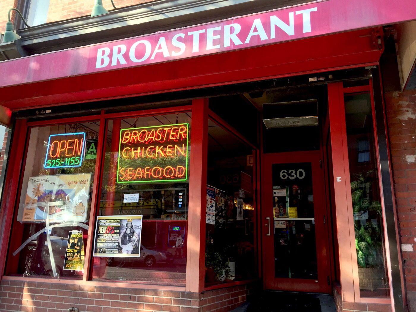 Broasterant Fried En Restaurant