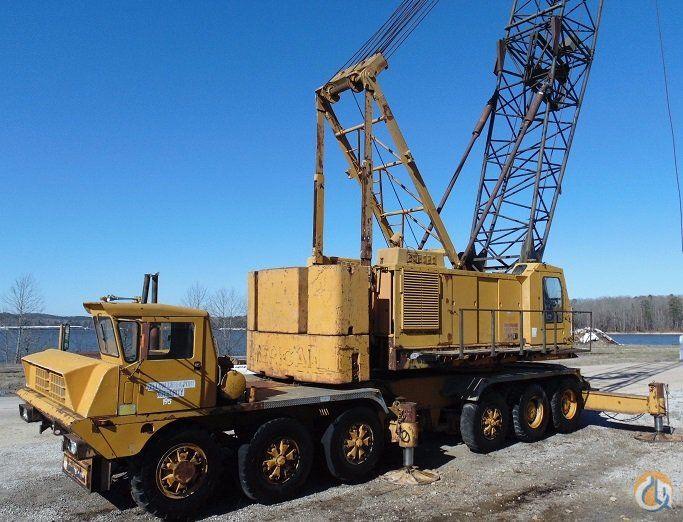 American 8450 Truck Crane 150 t