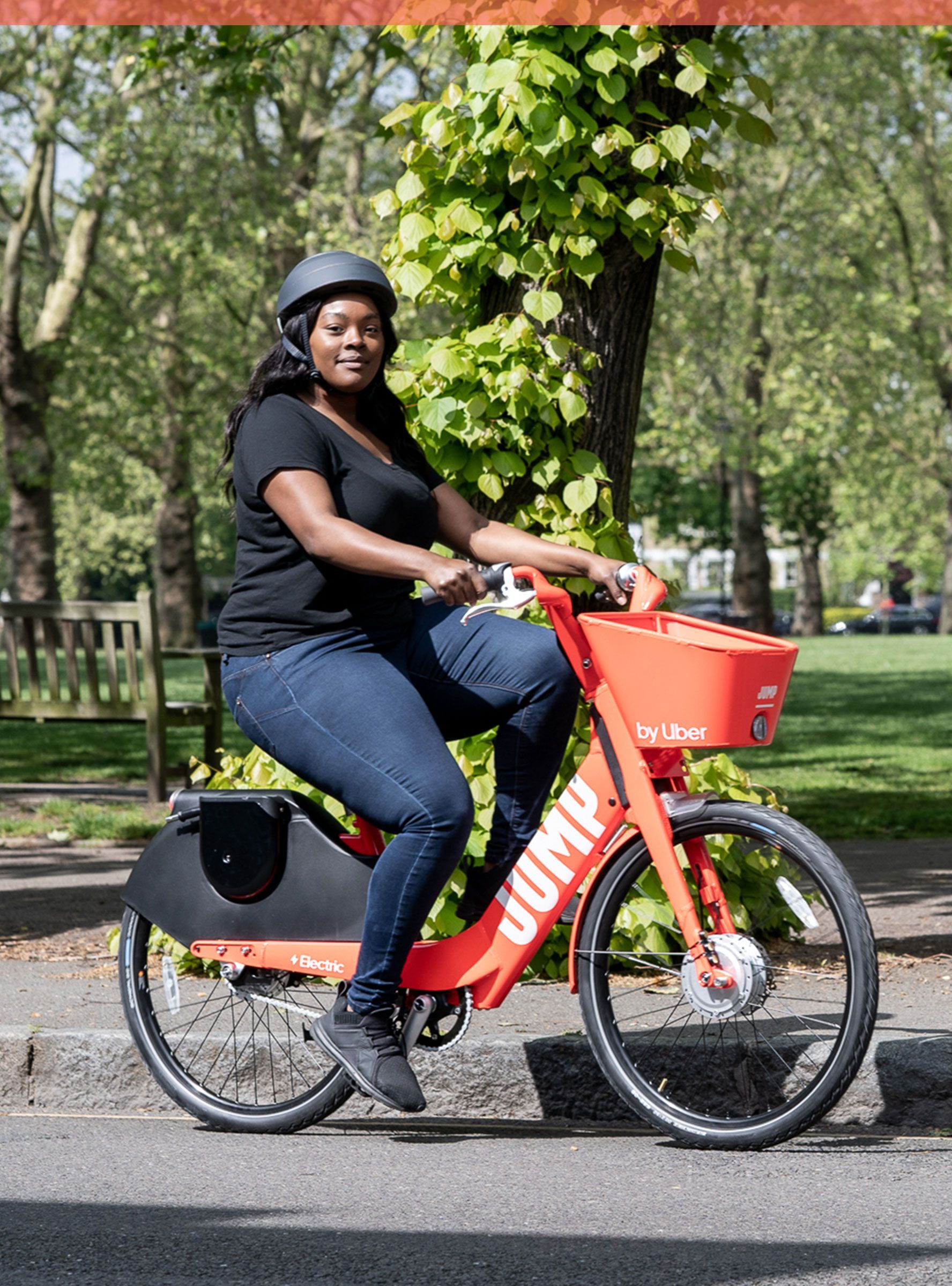 Can Uber's JUMP Bikes Reimagine Your Morning Commute? in