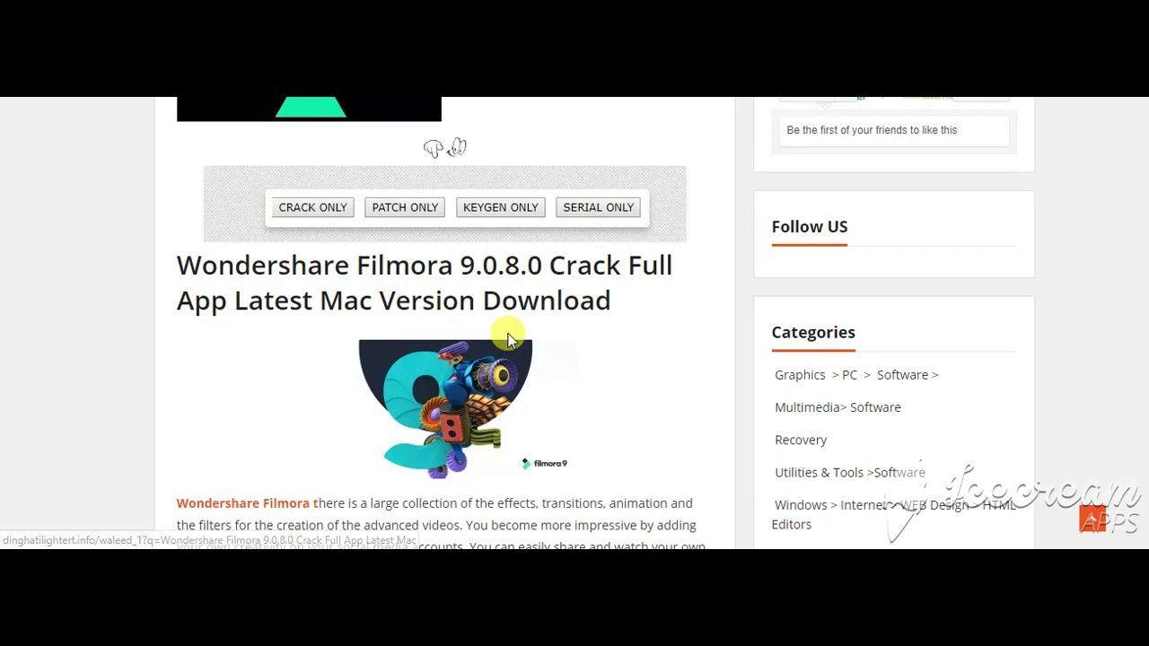 Wondershare Filmora 9.0.8.0 Version Full Download Coding