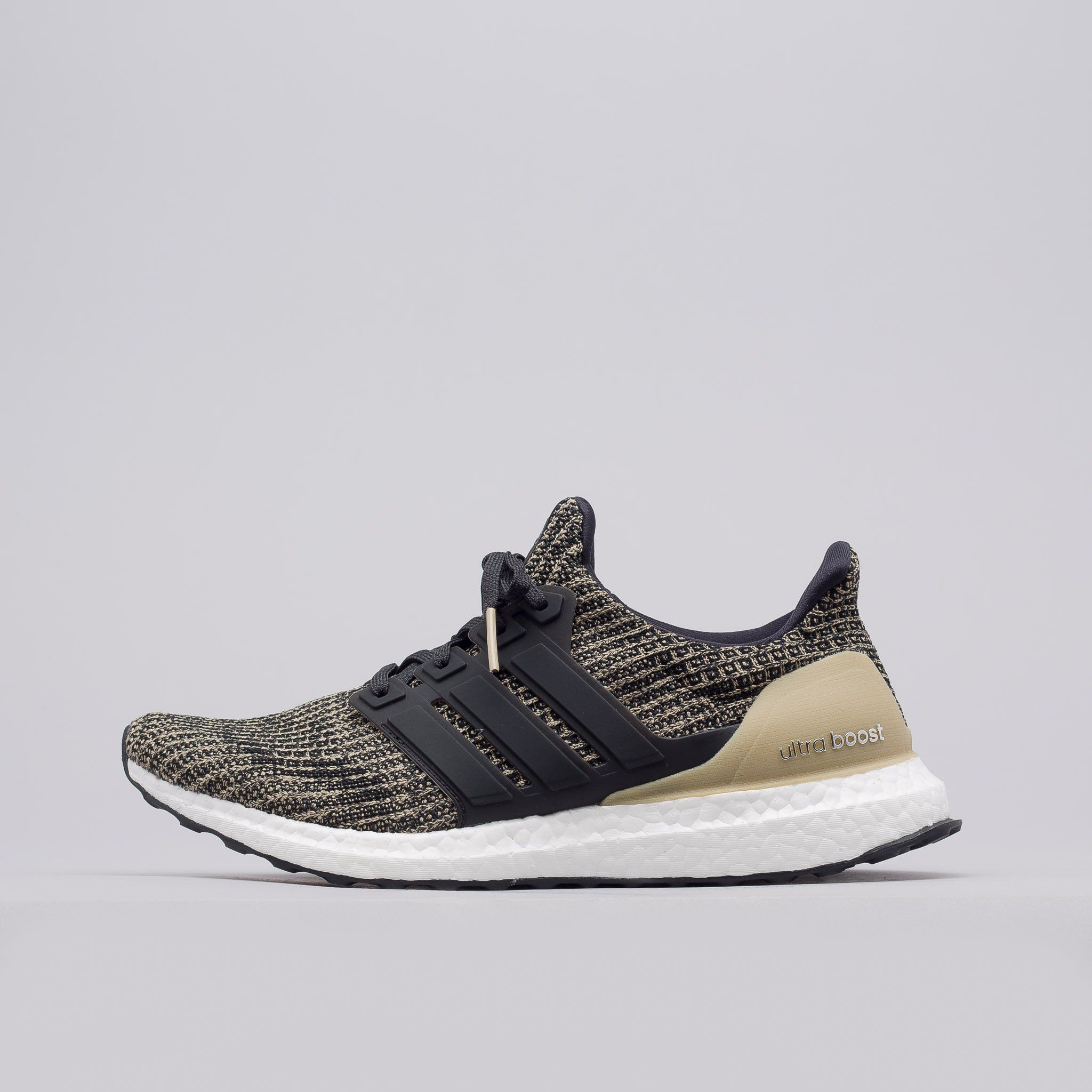 8940fd0dddf Ultraboost 4.0 in Core Black/Dark Mocha | Products | Adidas sneakers ...