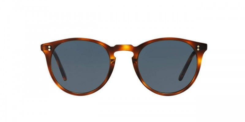b2aa0efd5 Oliver Peoples | O'Malley NYC Tortoise with Blue Mineral Glass Sunglasses  by Oliver Peoples The Row
