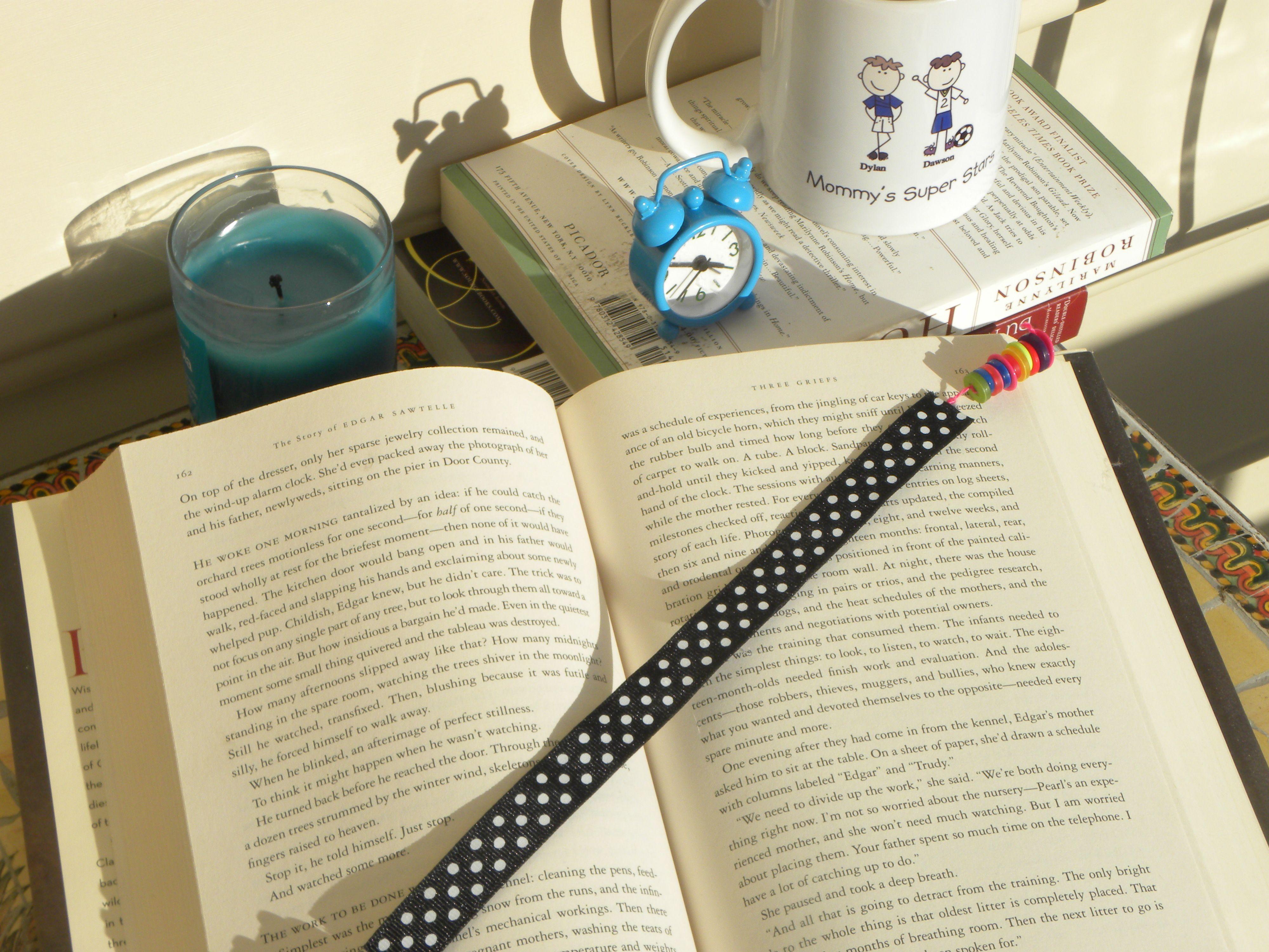 Love The Mommy Mug And The Handmade Bookmark