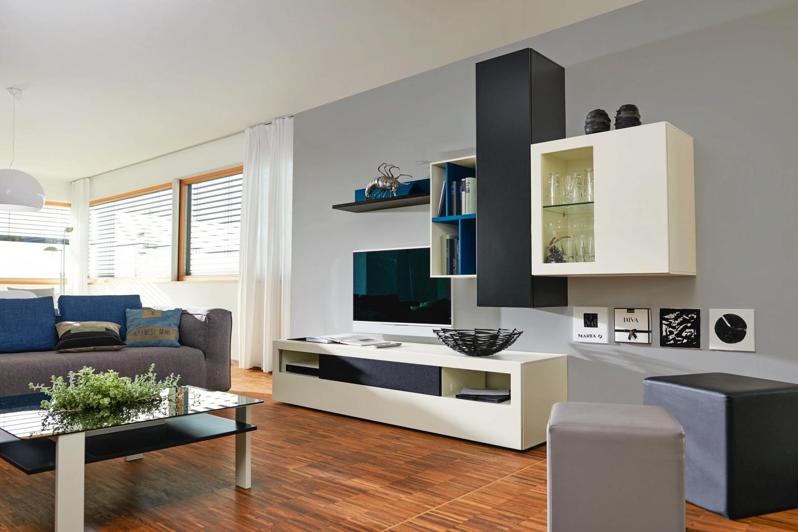 Entzuckend Moderne Wohnwand Von HÜLSTA BY NOW Für Exklusives Flair