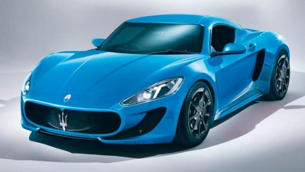 Maserati Two Seat Sport Car Got The Green Light