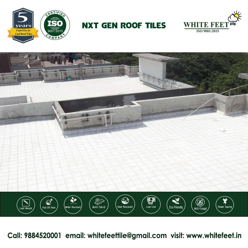 Pin On Cool Roof Tiles