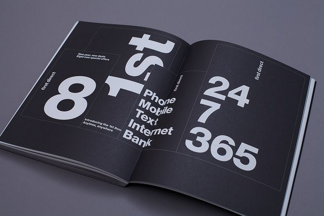 First Direct Brand Guidelines Brand Guidelines Minimal Graphic Design Design Guidelines