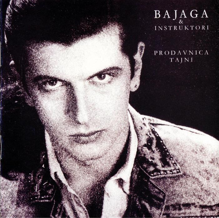 Bajaga I Instruktori Prodavnica Tajni Art Collage Wall 9 Songs Album