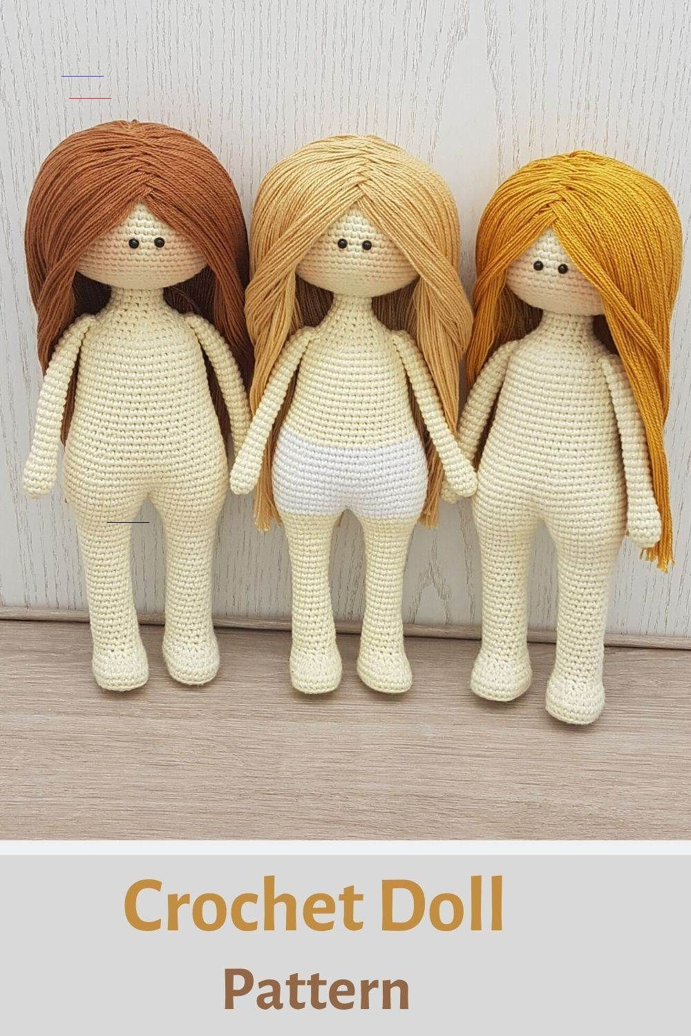 Trend Amigurumi Doll Patterns of March 2019 | Связаные крючком ... | 1500x1000