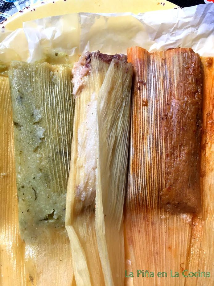 Photo of Masa For Tamales – La Piña en la Cocina