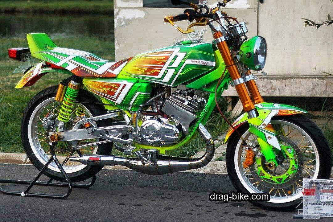 Gambar Modifikasi Motor Rx King Kontes Gambar Gadis Cantik Asia