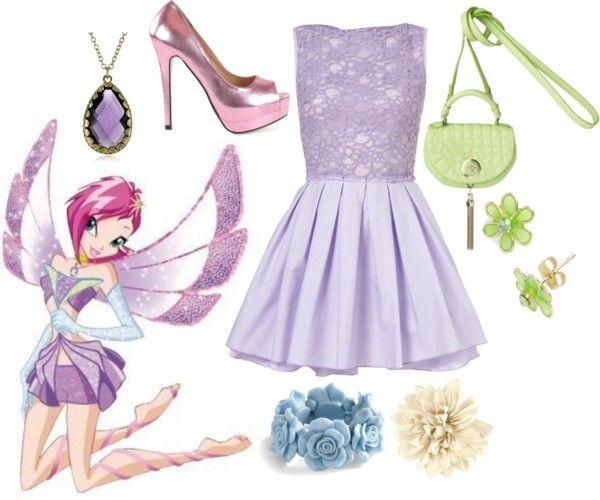 tecna enchantix by catloverd featuring high heels jones jones