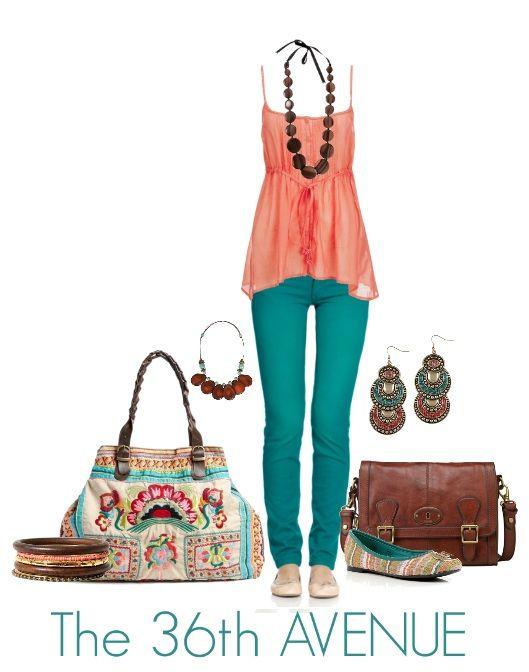 Bohemian - great colors