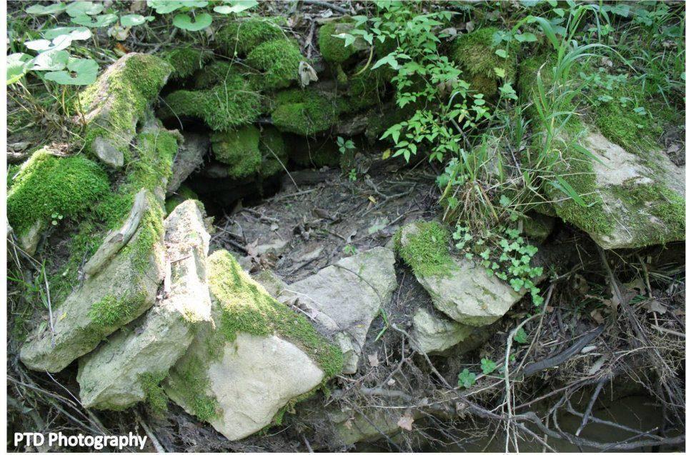 Rock pit