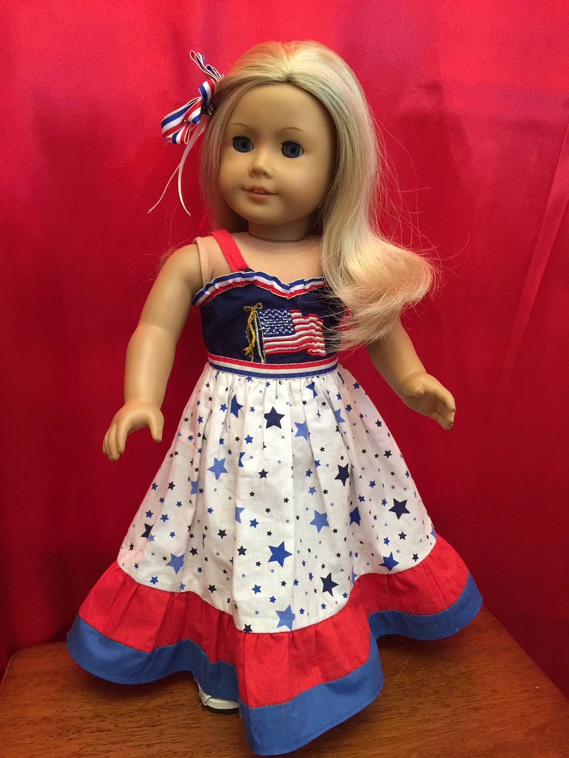 Homemade Doll Clothes For 18 Inch Dolls Like American Girl And ...