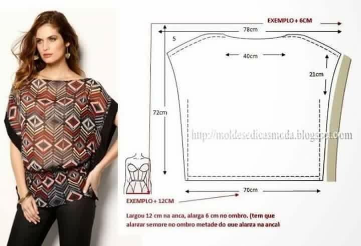 Pin de María Varela en Costura - Patrones | Pinterest | Costura ...